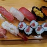 秀寿司 - 上寿司