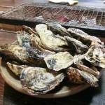 かき処 海 - 焼き牡蠣