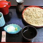 寿々木家 - 料理写真:せいろ大盛り