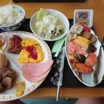 休暇村 瀬戸内東予 - 料理写真: