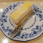 114193610 - 2種のチーズケーキ~レア&ベイクド~ 610円