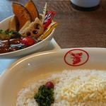 gii - 季節の野菜カレー    1,400円