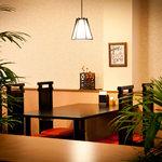 稲月 - テーブル席
