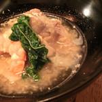 民芸茶屋 新粋 - 白身魚の蒸し物
