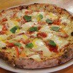 ピッツェリアSakai - ベーコンとスモークチーズのピッツァ 1,550円