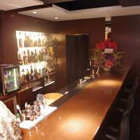 アオヤマ キナ - 2階 ラウンジ カウンター席