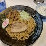桜木 - 油そば680円半ライス