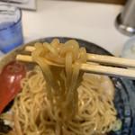 桜木 - 麺箸上げ