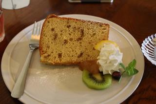 グーテ - イチジクシフォンケーキ
