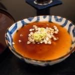 紫仙庵 - 料理写真:蕎麦豆腐