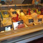 ジェラテリア ジェラボ - 冷凍ケース