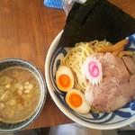 麺屋 わおん - 魚介とんこつ特製つけ麺¥1050