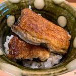 柚木元 - 鰻丼