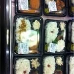 パクパク - 198円のお弁当。