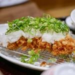 かわみ - ■おろしヒレかつ膳 1200円