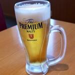 スシロー - 生ビール...♪*゚