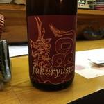 114215331 - お店の日本酒、福龍水
