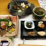 114215334 - 店主のおまかせ料理2760円