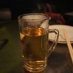 nine - ホット梅酒