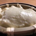 大本豆腐店 - 料理写真:奥能登の一番塩で