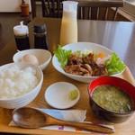 WATATSUMI - ちがさき牛の定食