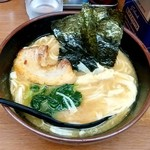 江戸一 - 江戸一@大井町 豚鶏ラーメン(650円)