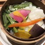 膳や musi-vege+ - 蒸し野菜たっぷり