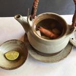 木曽路 - 松茸土瓶蒸し
