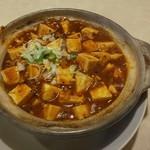 台湾料理福苑 - 料理写真:麻婆豆腐