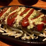 酒ダイニング つじ丸 - ハンバーグステーキ