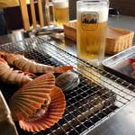 福丸水産 - ビールがすすむ♡