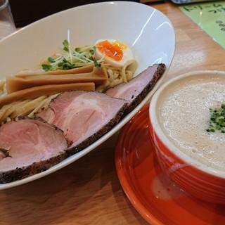 おいらのらーめん ピノキオ - 料理写真:ドリームつけ麺(中300g) 20190825