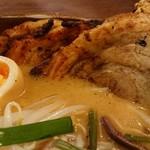 蔵deらーめん - 信州味噌あぶりチャーシュー麺 20190825
