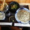 農家食堂 神明そば 慶 - 料理写真:福セット1300円