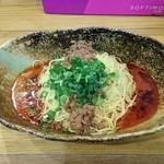 くにまつ Express - 料理写真:「汁なし担々麺Excella」大盛り
