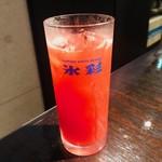 スープカリー専門店 元祖 札幌ドミニカ - すっきりトマトサワー(500円)