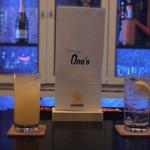 Sports Bar One's - グレープフルーツサワー レモンサワー
