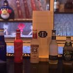 Sports Bar One's - スカイブルー スミノフアイス ZIMA ハードシードル