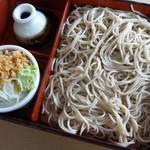 11425106 - 箱そば(2012/01/31撮影)