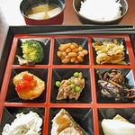 デリ・デリ・カフェ・アビー - 日替わり弁当
