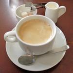 デリ・デリ・カフェ・アビー - ランチコーヒー