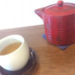 蕎麦 高しま - お茶とそば湯