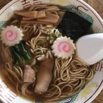 三好食堂 - 料理写真:400円のラーメン
