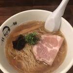 麺道はなもこし - 料理写真:中華そば750円!