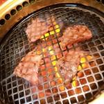 薩摩の久保 - 肉焼き〜(*´Д`*)