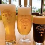 キリンビール仙台工場 - ドリンク写真: