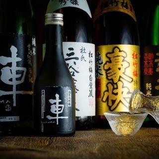 【厳選地酒と宮崎焼酎】ご当地ドリンクもお楽しみ頂けます。