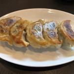 オーパスワン - 焼き餃子(5個) 300円