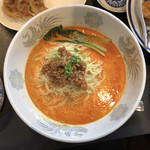 Opus One - 冷担担麺 780円