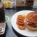 THIS IS THE BURGER -